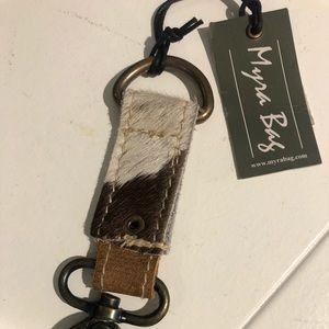 Myra key chain